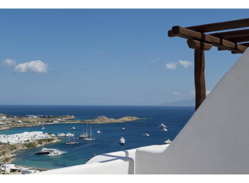 mykonos villas with pool and 3 bedrooms (5)