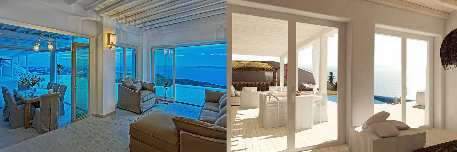 Mykonos-Amazing-Villa Luxury-Vacations