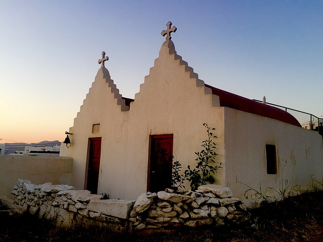churches in Mykonos