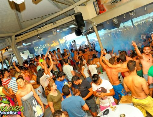 Mykonos Beach Party Guide – Top 6 Beach Bars