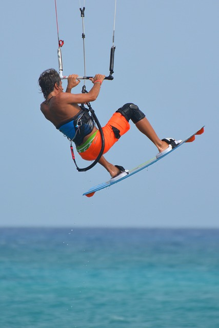 kite surfing lessons mykonos