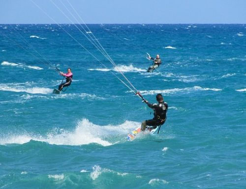 Water sports in Mykonos: a great choice of activities