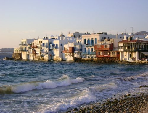 Financial Times says Mykonos is Greece's Most Resilient Property Market