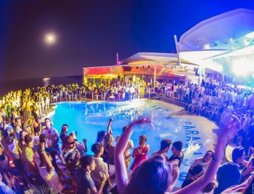 A large varietey of cultural and artistic venues taken place in Mykonos