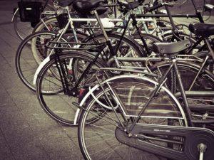 mykonos bicycling